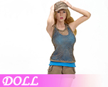 DL0818 1/6 Women fashion Shorts Set B (Doll)