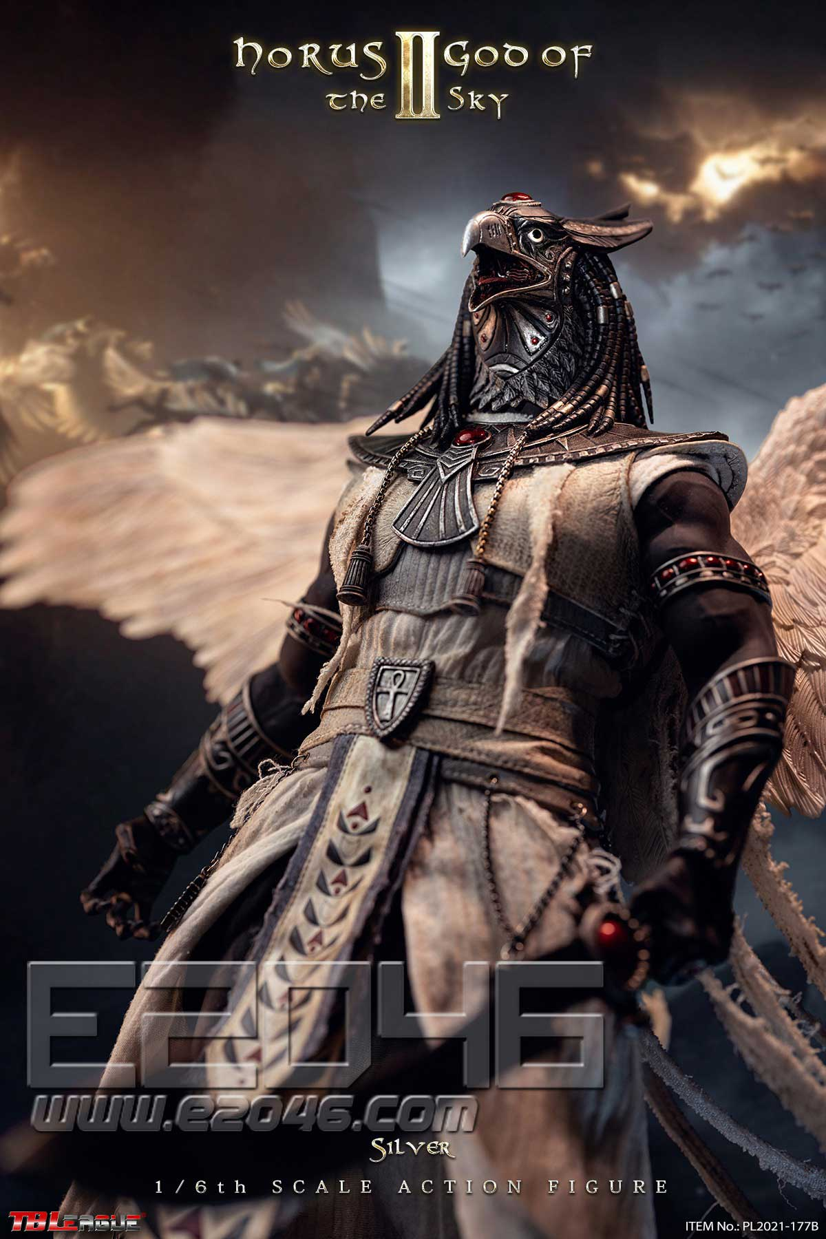 God Of Sky Horus B (DOLL)