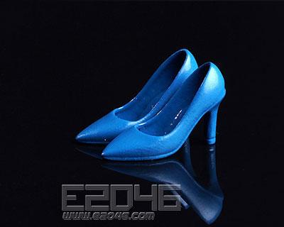 Fashion High Heels Blue (DOLL)