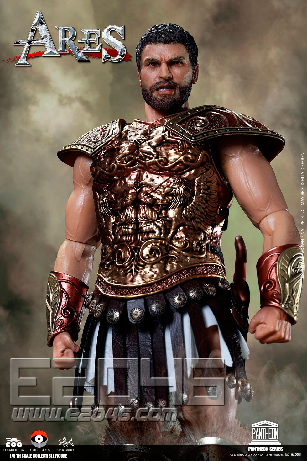 Ares God Of War (DOLL)