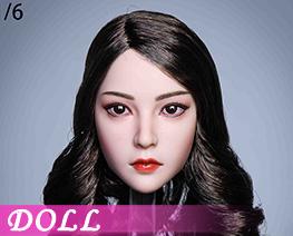 DL4826 1/6 Hair Transplant Female Head C (DOLL)