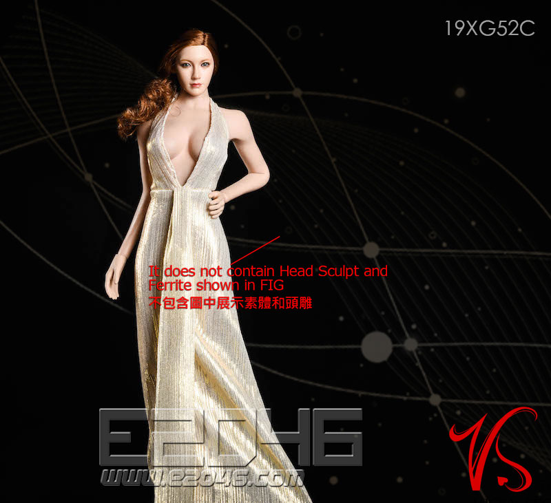 Marilyn Dress C (DOLL)