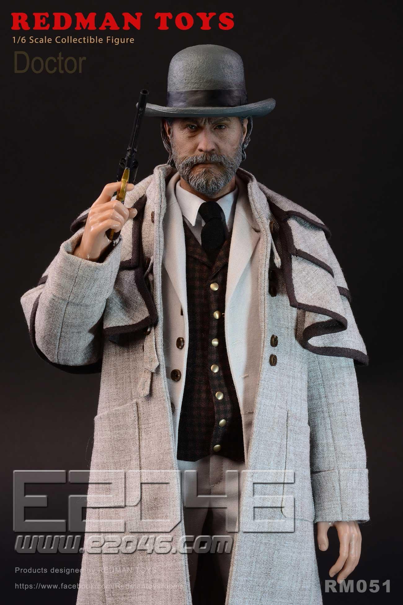Doctor Jiang Ge (DOLL)