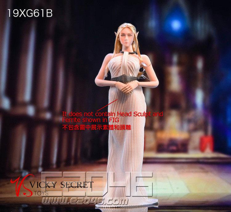 Elf Full Dress B (DOLL)