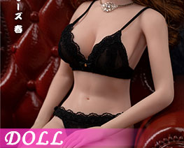 DL3022 1/6 Exquisite Underwear L Black B (DOLL)
