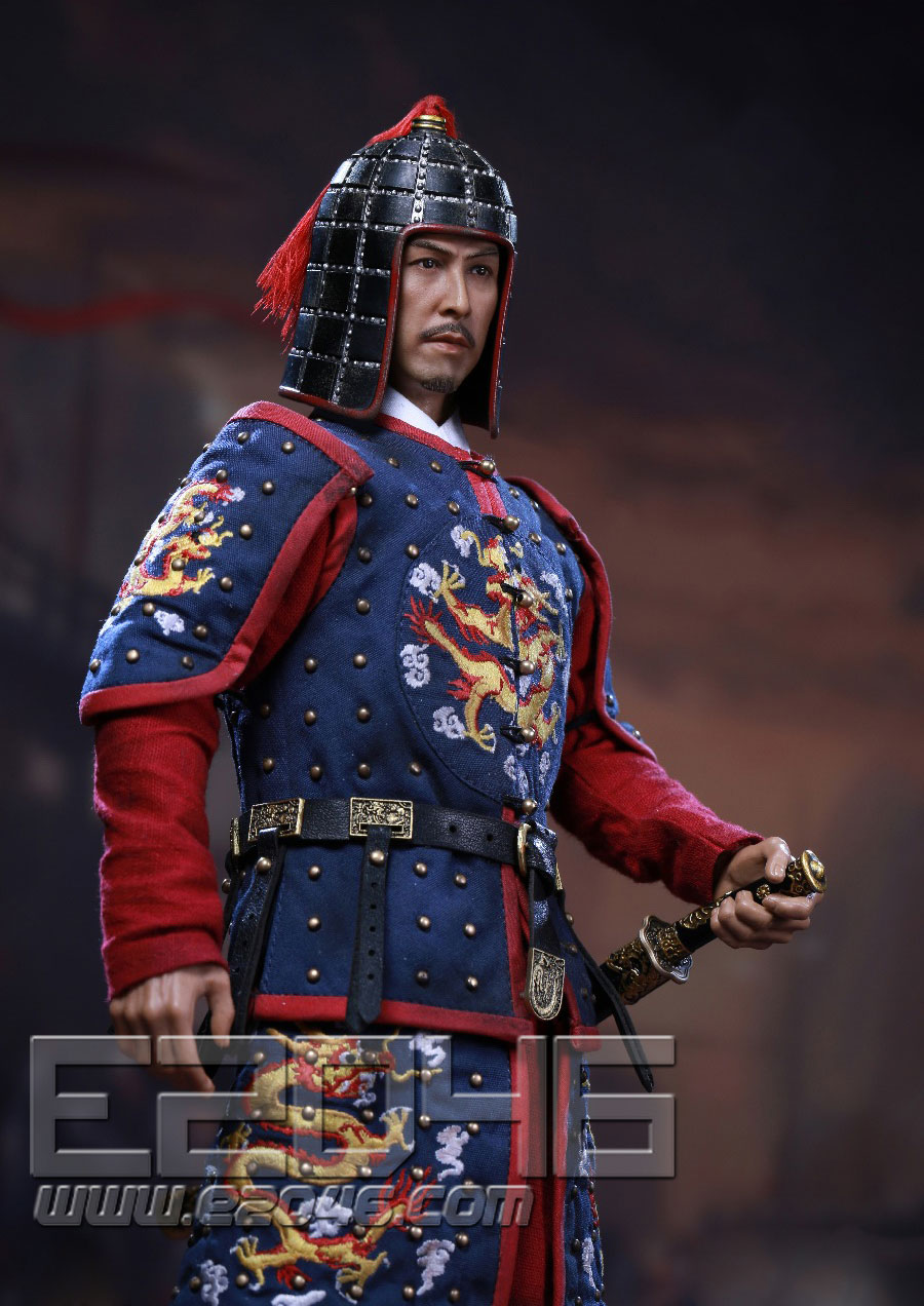 Ming Dynasty Musketeer A (DOLL)