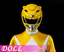 DL4249 1/6 Yellow Ranger (DOLL)