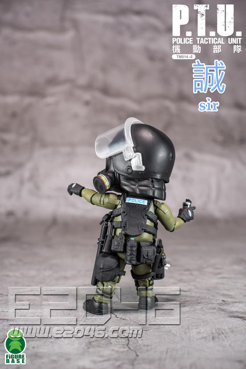 PTU 防暴警察 B (人偶)