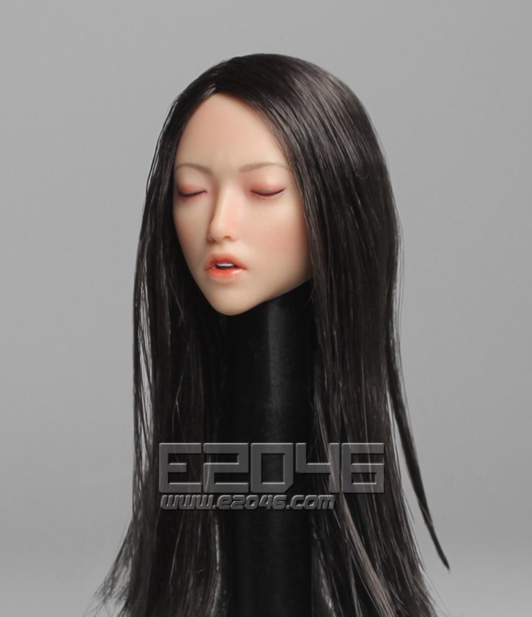 Sexy Lady Head Sculpt A (Doll)