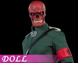 DL1782 1/6 Red Skull (DOLL)