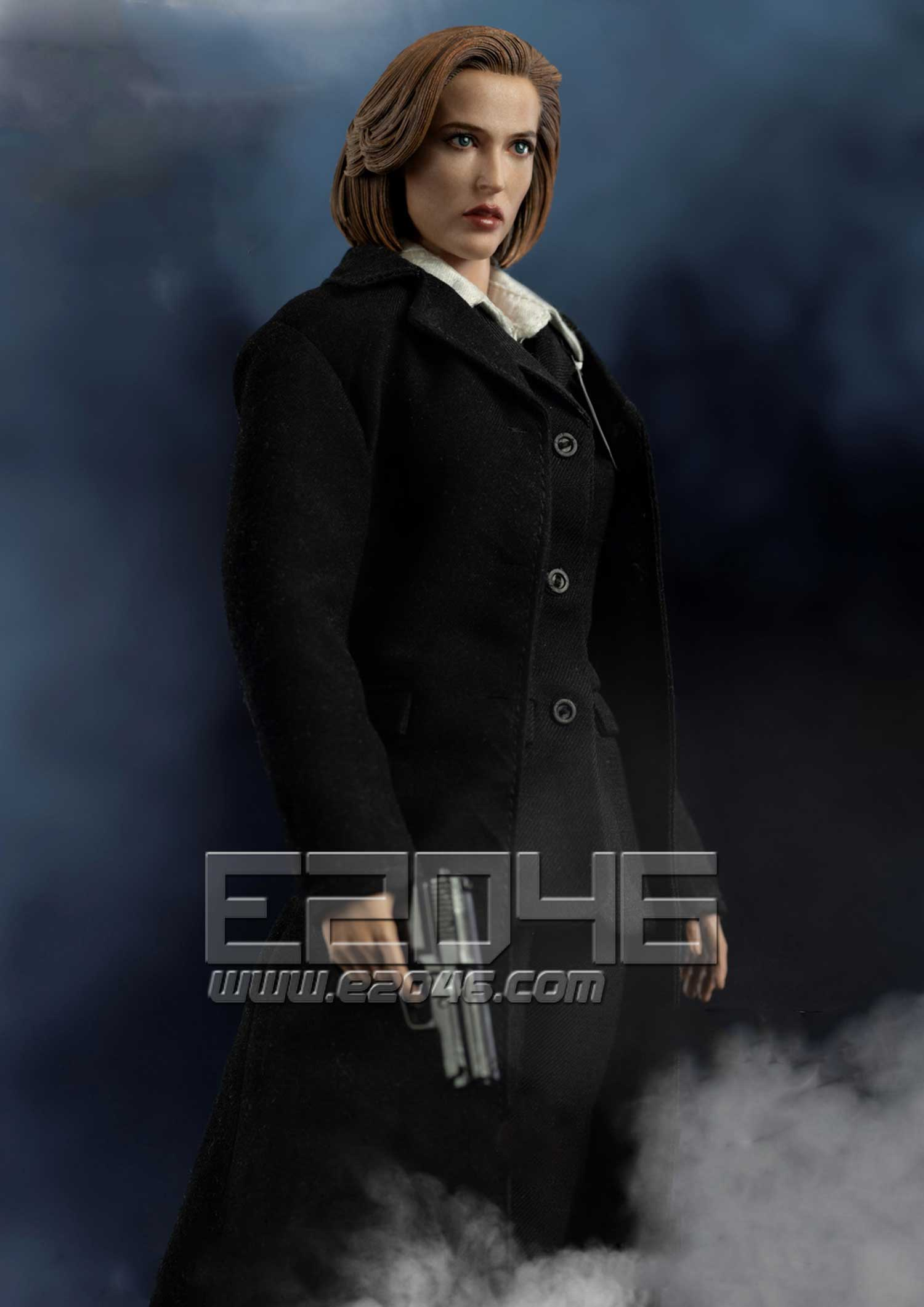 Agent Scully B (DOLL)