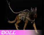 DL0997 1/6 Working Dogs (Doll)