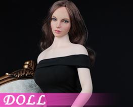 DL1294 1/6 Women's Shoulder Dress A (Doll)