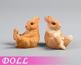 DL4455 1/6 Dwarf Rabbit C (DOLL)