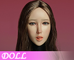 DL1131 1/6 Asian Beauty Head Carving B (Doll)