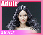 DL0907 1/6 Asian Headsculpt & VC 3.0 Female Body Set B (Doll)