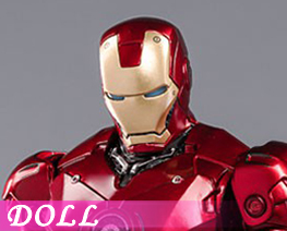 DL4075  Iron Man MK3 (DOLL)