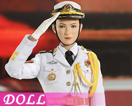 DL2649 1/6 Naval Female Soldier (DOLL)