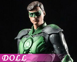 DL2465 1/8 Green Lantern (DOLL)