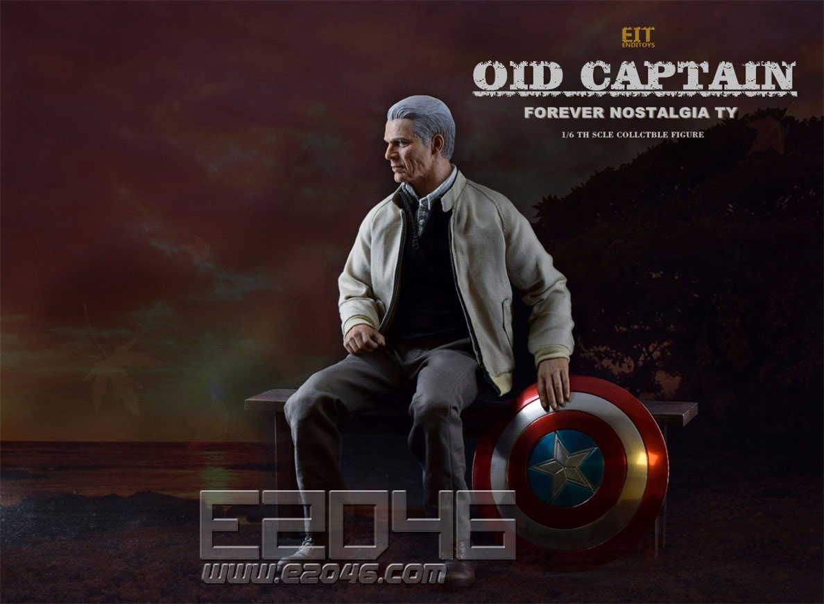 Old Captain (DOLL)