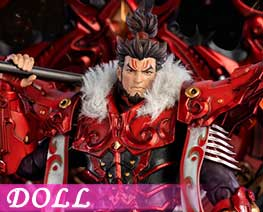 DL1731 1/12 ZHANG FEI (DOLL)