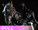 DL0140 1/6 Ringwraith and Nazgul Steed