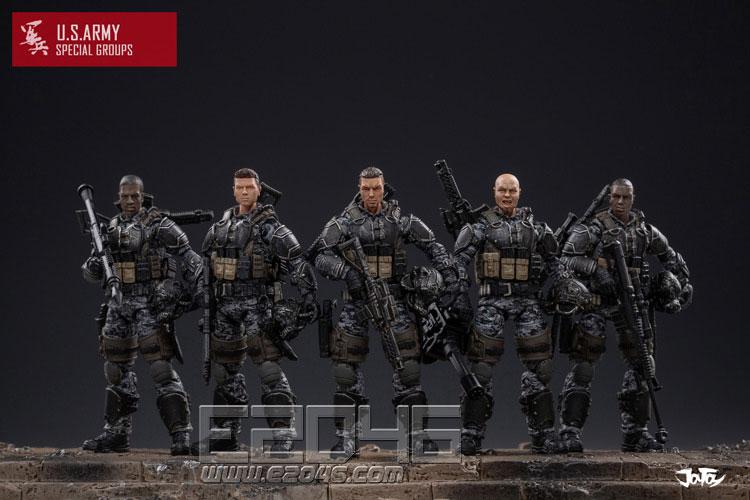 U.S. Army Special Operations Unit (DOLL)
