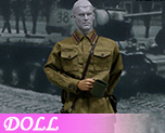 DL0954 1/6 WWII Tank Corps Suit B (Doll)
