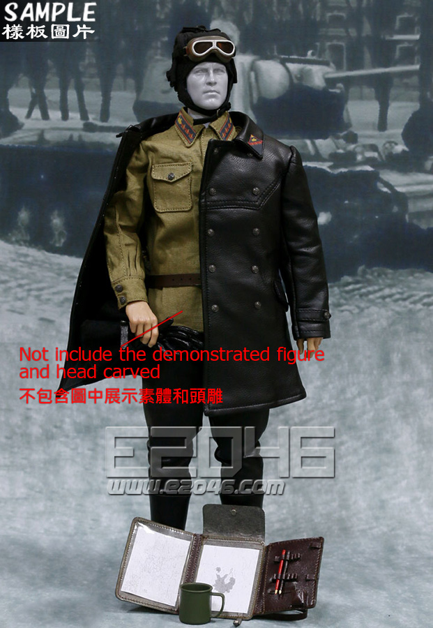 WWII Tank Corps Suit B (Doll)