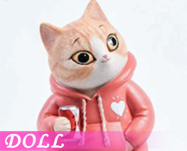 DL3669  Meow Love C (DOLL)