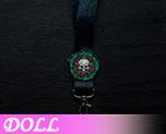 DL0941  Court death pattern Lanyard (Doll)