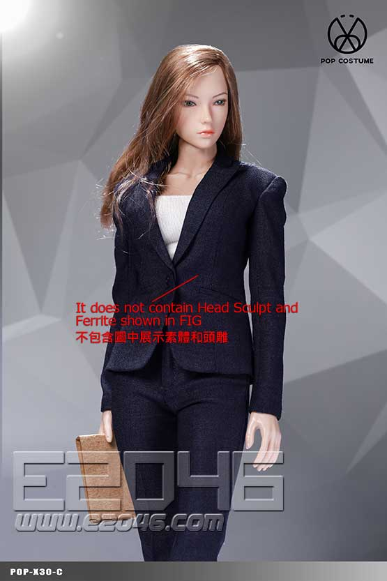 Female Suit Pants Version C (DOLL)