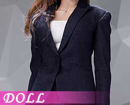 DL2341 1/6 Female Suit Pants Version C (DOLL)