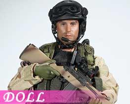 DL2118 1/12 M14 Sniper (DOLL)