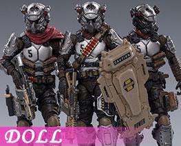 DL3298 1/18 Skeleton Forces (DOLL)