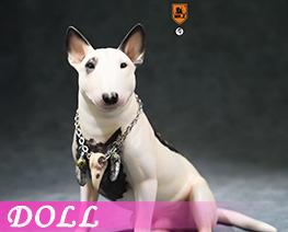 DL3909 1/6 Tattoo Bull Terrier B (DOLL)