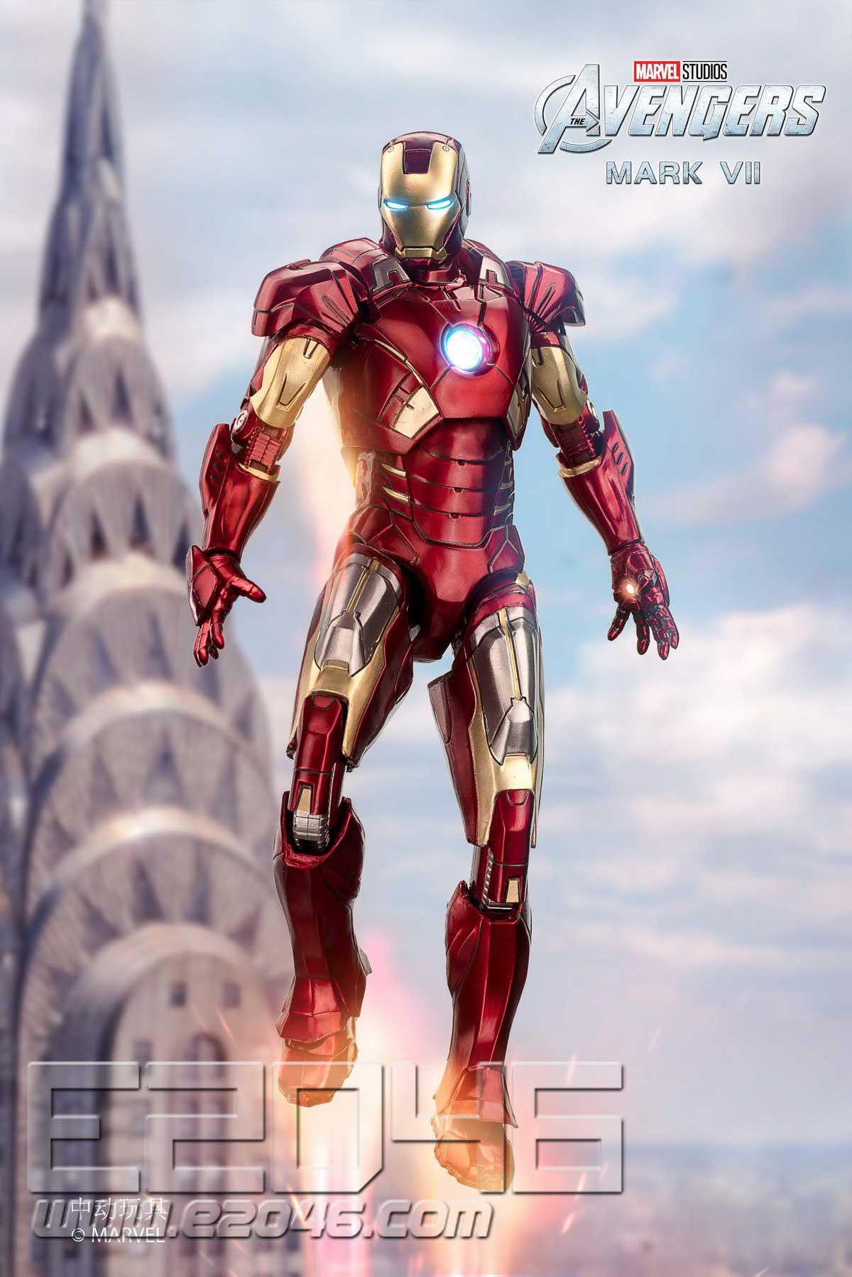 Iron Man MK7 (DOLL)