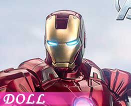 DL4552  Iron Man MK7 (DOLL)