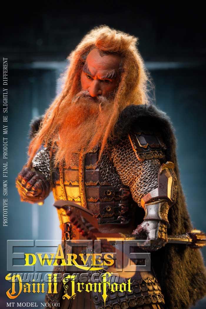 Dwarf Dann II (DOLL)