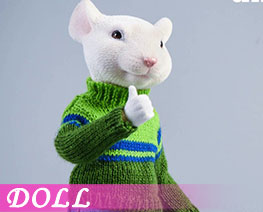 DL3648  Mouse Sweater Version (DOLL)