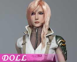 DL1668 1/6 Lightning Girl (DOLL)