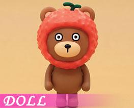 DL3441  荔枝熊 (人偶)