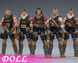 DL3070 1/18 Pla Field Forces (DOLL)
