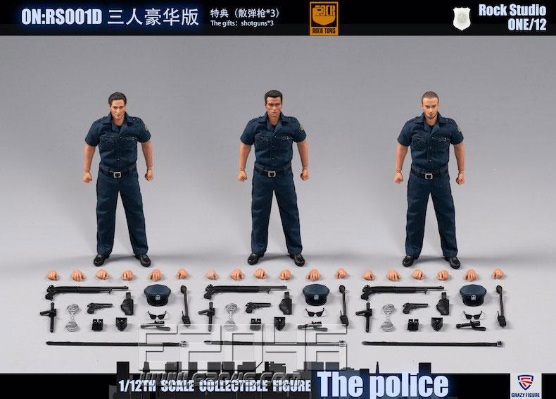 City Police D (DOLL)