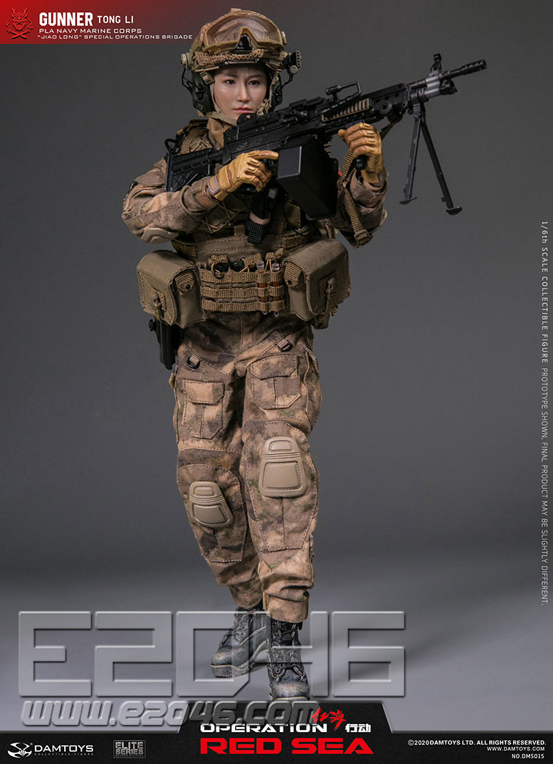 Machine Gunner Tong Li (DOLL)