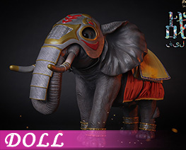 DL4271 1/6 War Elephant (DOLL)