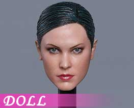 DL1620 1/6 European beauty killer head C (DOLL)