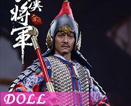 DL1948 1/6 大汉将军银甲版 (人偶)