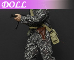 DL0210 1/6  WWII Red Army Scout Set