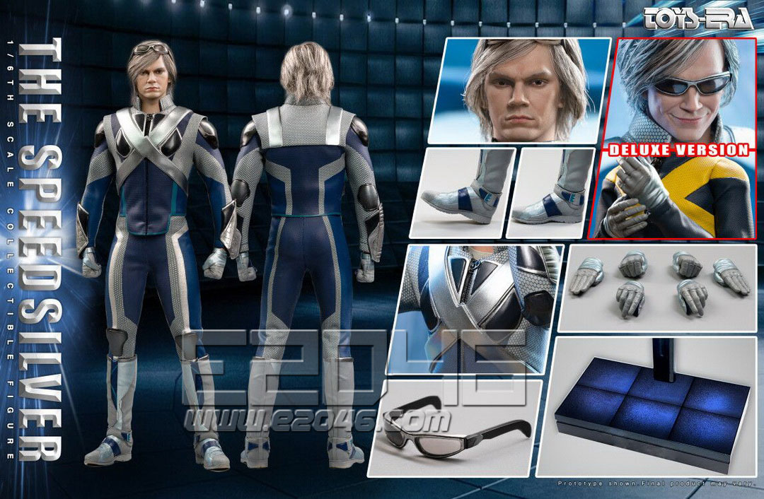 The Speedsilver Deluxe Version (DOLL)